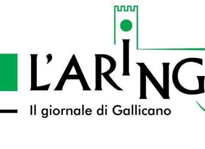 Esce il numero 1 de L'Aringo, il giornale di Gallicano