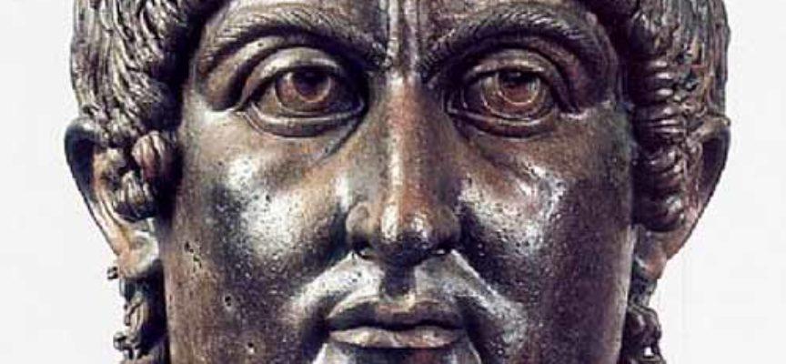 Accadde oggi, 13 Giugno: 313, Costantino ammette il culto e la professione della religione cristiana
