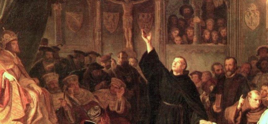 Accadde oggi, 25 Maggio: 1521, la Dieta di Worms, con Martin Lutero e l'inizio ufficiale del Protestantesimo