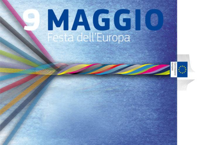 Anche a Lucca si celebra la Festa dell'Europa
