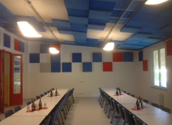Inaugurata la nuova mensa alla scuola primaria di Saltocchio