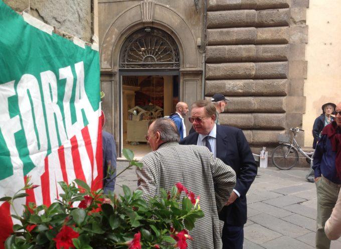 Elezioni: FI con Matteoli alla Stella Polare per Santini