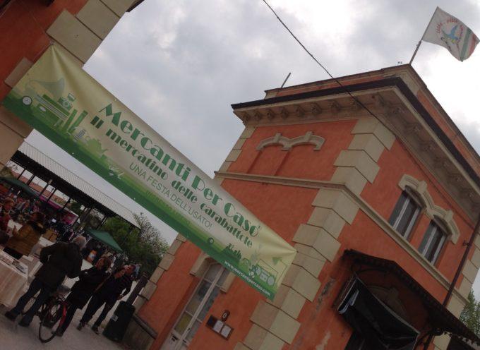 """Torna per tutto il weekend """"Mercanti per caso- Il mercatino delle carabattole"""" al Foro Boario"""
