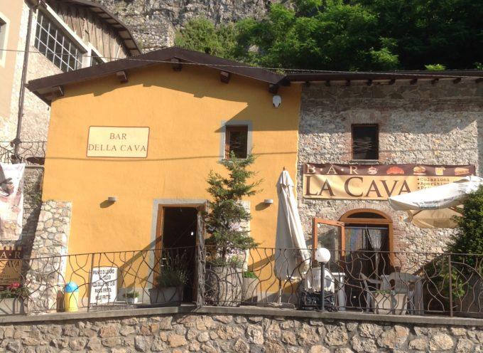 """I sapori tradizionali della Valle rivivono al ristoro """"La Cava"""""""