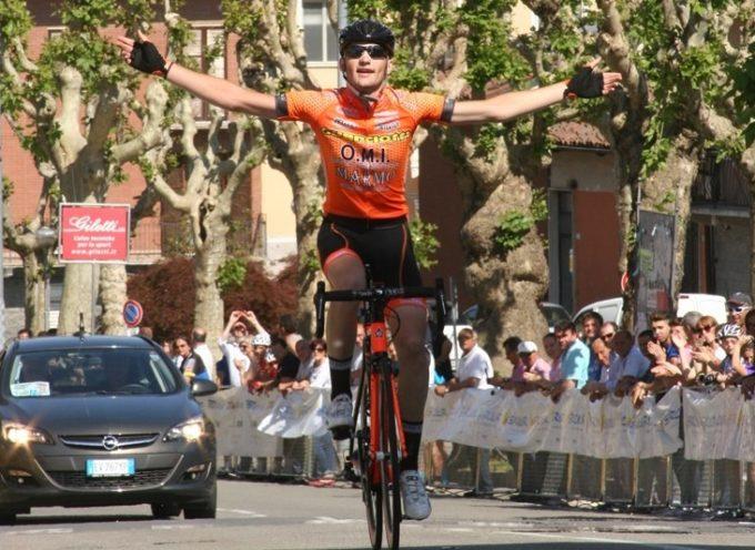 Vittoria di spessore del ciclista Filippo Mori