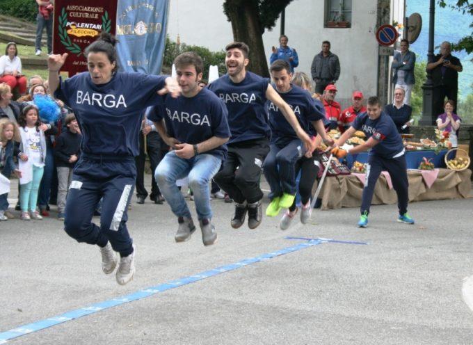 Barga in finale a Mezzogiorno in Famiglia: tutte le foto dell'evento