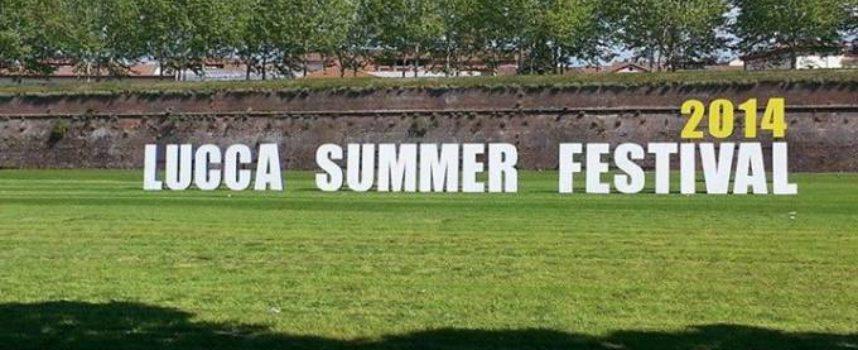 """Marchetti """" Ancora vietati i banner del Summer Festival? Lucca deve cambiare registro"""""""