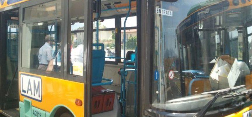Lucca-Capannori (via Ospedale) collegate da due nuove linee di autobus