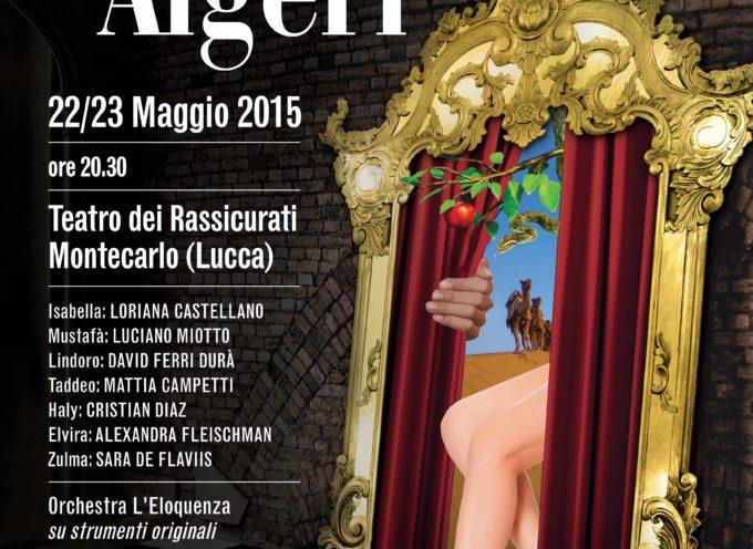 """L'ITALIANA IN ALGERI AI """"RASSICURATI"""""""