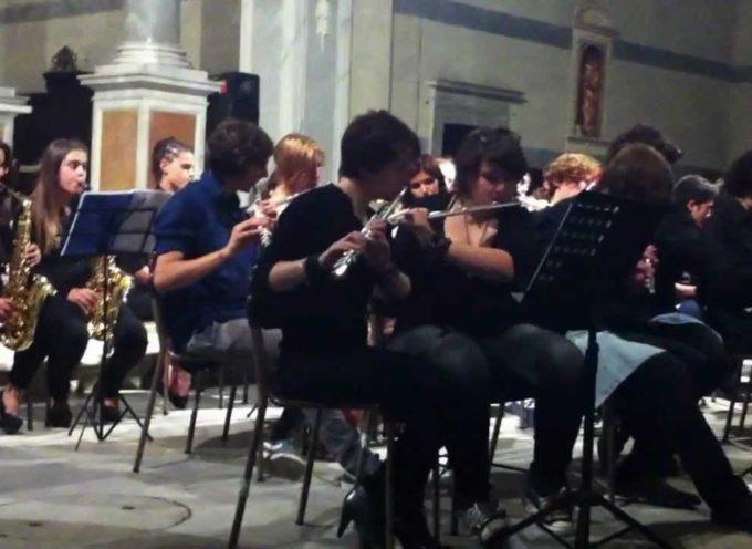 """Concerto all'Auditorium Banca del Monte degli alunni del """"Passaglia"""""""