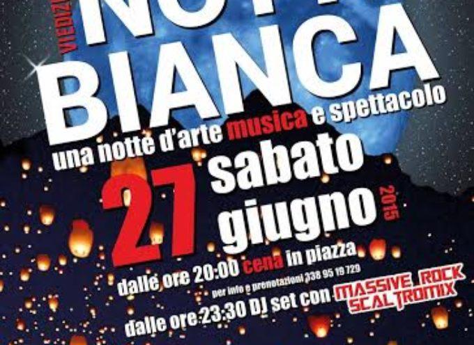 Notte Bianca a Piazza al Serchio: tutto pronto per la VI edizione