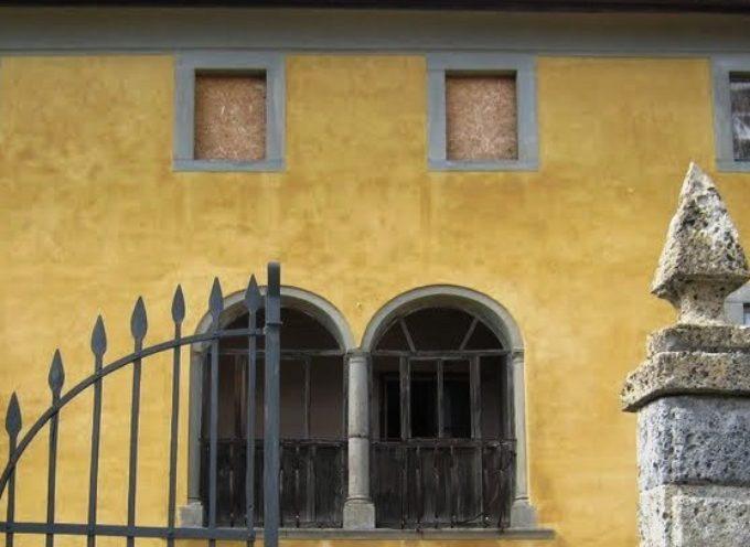 Si concludono i lavori di ristrutturazione di Palazzo Roni a Vergemoli