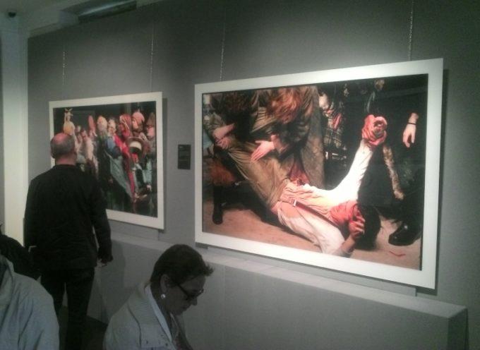 Inaugurata oggi la mostra per Peter Zadek