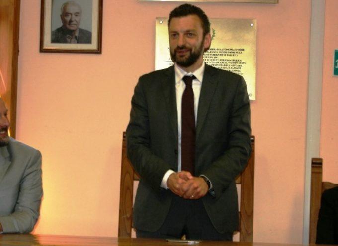 """Toccafondi: """"Ringrazio il sindaco Giannini e tutti gli abitanti del suo Comune perché con il loro progetto sono da esempio per tutto il resto della nostra penisola"""""""