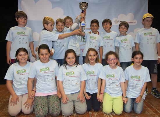 Scarty: vince il quinto torneone la 4°A di Nave