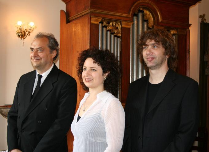 """Sagra Musicale Lucchese, Sabato 23 maggio alle 18 nella chiesa di San Pietro Somaldi si esibisce il """"Trio Sophia"""""""