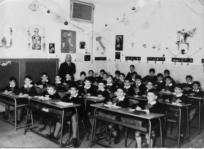 Raduno dei maestri diplomati negli anni '50