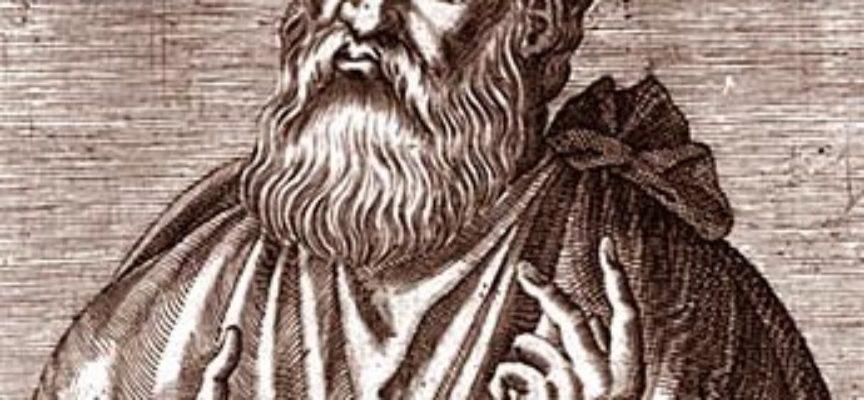 Il Santo del giorno, 1 Giugno: S.Giustino, patrono dei filosofi