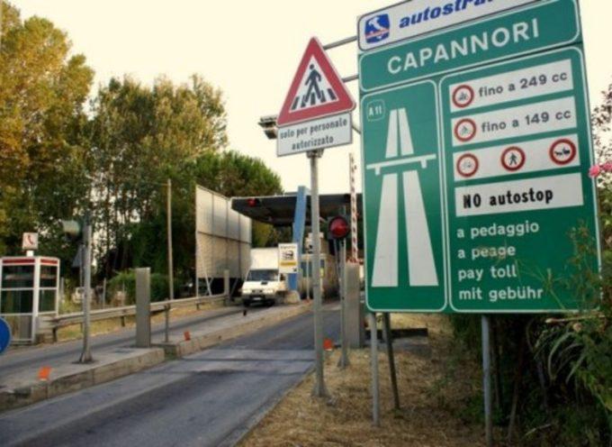 I tempi per riqualificare l'ex casello autostradale di Carraia stanno diventando inaccettabili!