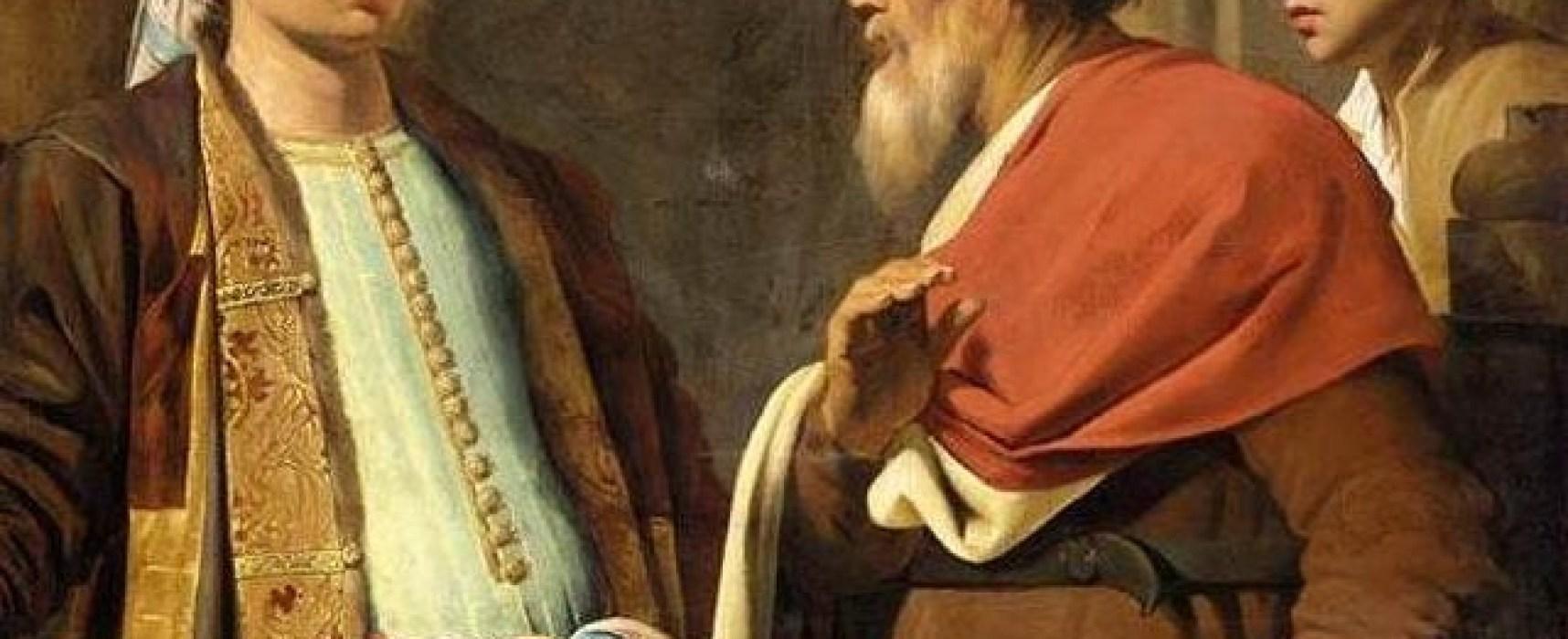 Il Santo del giorno, 14 Giugno: Profeta Eliseo, discepolo prediletto di Elia