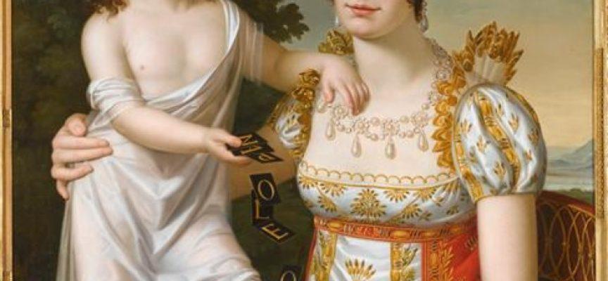 Accadde oggi, 3 Giugno: 1806, nasce, a Capannori, Elisa Napoleona, figlia di Elisa Baciocchi