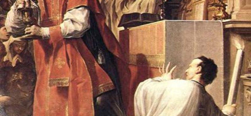 Il Santo del giorno, 7 Giugno: Corpus Domini