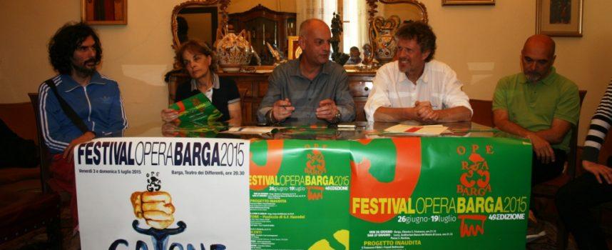 Calendario Opera Barga 2015