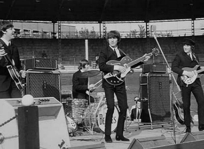 Accadde oggi, 24 Giugno: 1965, i Beatles al Vigorelli di Milano!