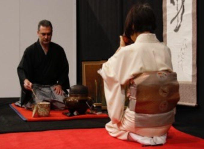 Il tè e i codici dell'ospitalità giapponese: workshop alla Fondazione Campus
