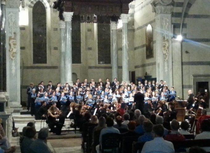 Sagra Musicale Lucchese: Requiem di Mozart, con la Tuscan Chamber Orchestra e il Coro dell'Università di Pisa