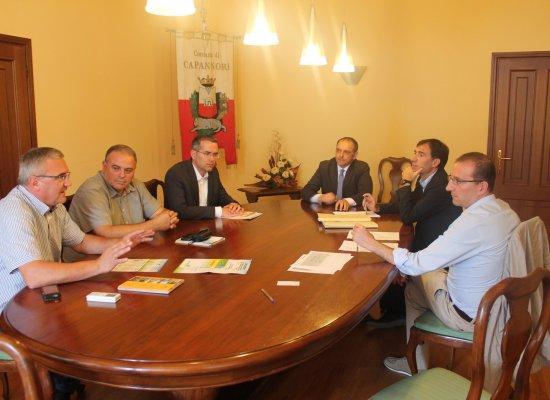 """Addirittura vengono dalla Croazia per studiare i """"Rifiuti Zero"""" di Capannori!"""
