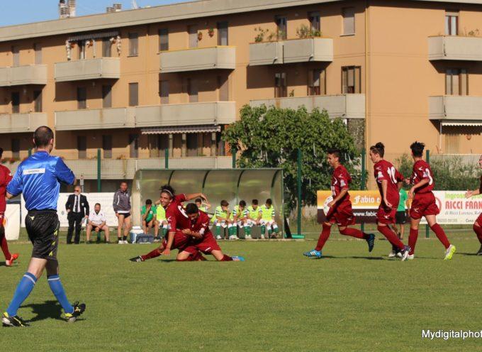Tau calcio Altopascio sulla vetta del calcio giovanile nazionale : è finale Giovanissimi con Savio Roma