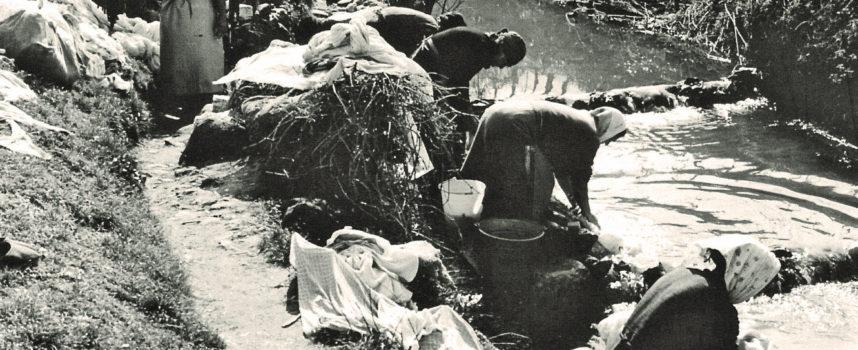 """A Capannori si presenta: """"Con le mani nell'acqua – il bucato e le lavandaie nella campagna lucchese"""","""