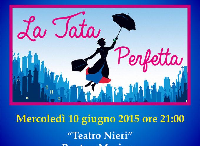"""Giovani talenti sul palco del Nieri per lo spettacolo """"La tata perfetta"""""""