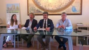 Luglio Altopascese 2015 foto conferenza stampa