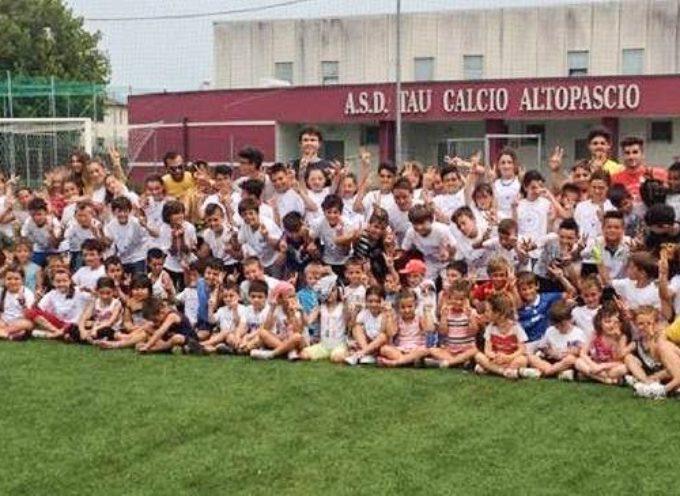 Altopascio, parte l'edizione 2015 dei campi estivi