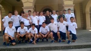 Tau Calcio alle finali nazionali Giovanissimi 2015