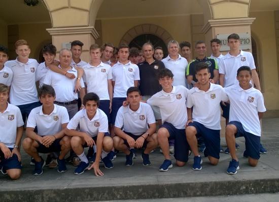Il Tau Calcio alle finali nazionali Giovanissimi