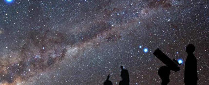 """L'ASTRONOMO MATTEO SANTANGELO OSPITE  DELLA RASSEGNA """"I VENERDI' LETTERARI"""""""