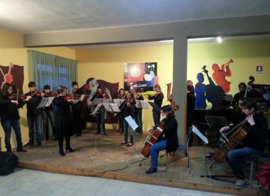 AD ARTE' IL CONCERTO DI FINE ANNO SCOLASTICO  DELLA CIVICA SCUOLA DI MUSICA DI CAPANNORI