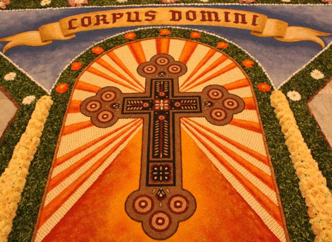 La tradizione delle fiorite del Corpus Domini