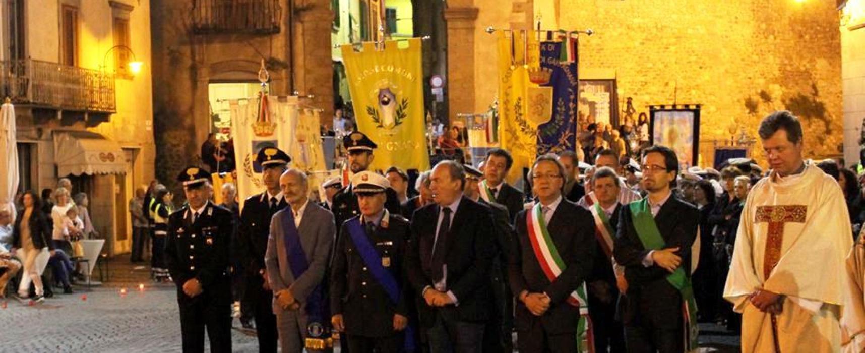 Grande partecipazione alle celebrazioni per l'Ottava del Corpus Domini a Castelnuovo di Garfagnana