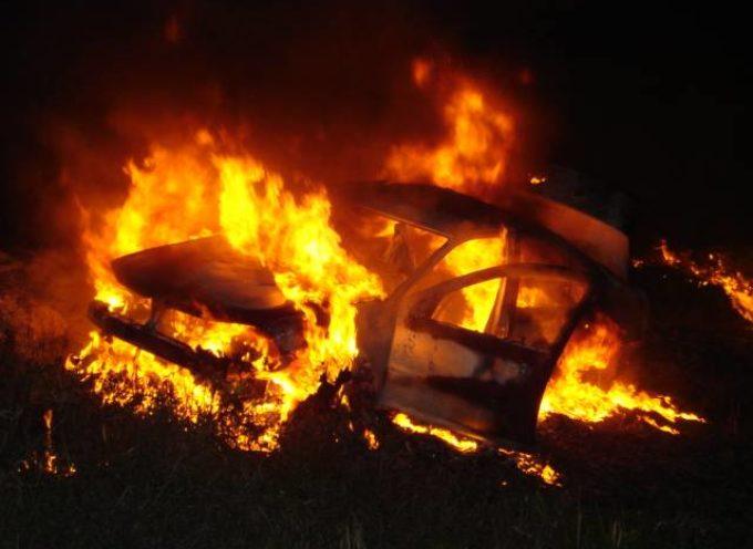 """Incendia l'auto della ex """"suocera"""": il video integrale"""