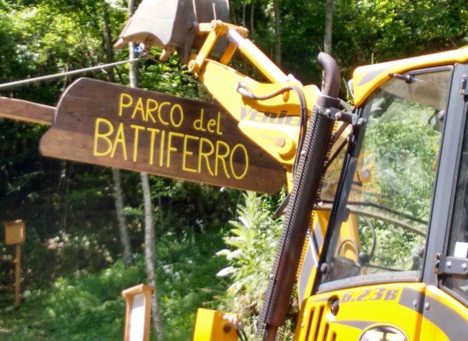 Sistemato il Parco del Battiferro, torna la calma dopo gli atti vandalici