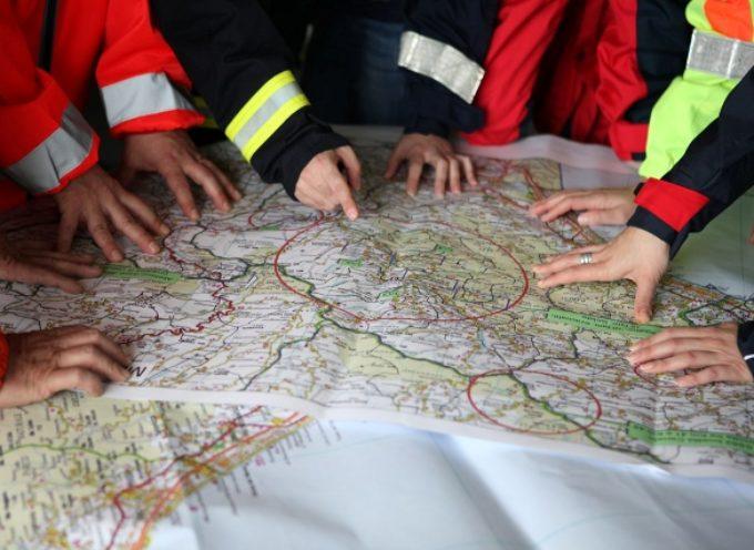 Protezione civile: due giorni di esercitazioni nel Comune di Fabbriche di Vergemoli