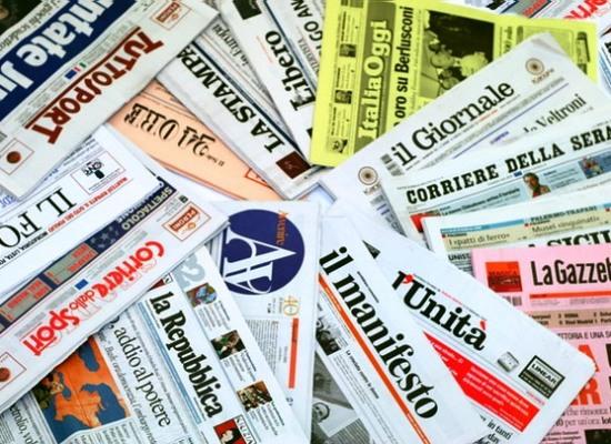 Quotidiani a rischio in Media Valle e Garfagnana