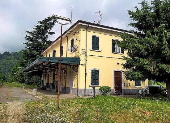 Riattivata la sala di attesa della stazione Ferroviaria a Borgo a Mozzano.