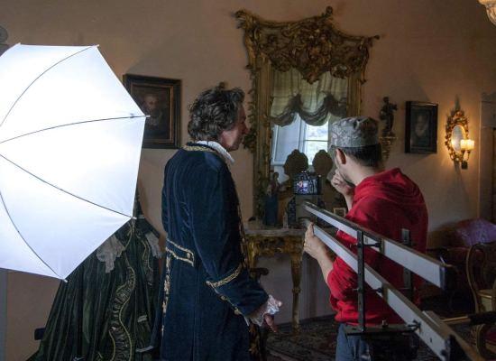 ll Rotary Club Montecarlo-Piana di Lucca, mercoledi 17 giugno, presenta il cortometraggio sulla vita di Vincenzo Lunardi