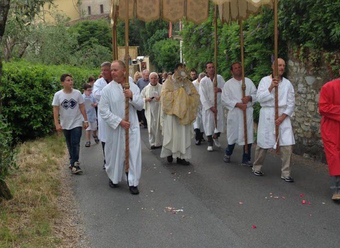 Processione dei fiori anche ad Aquilea