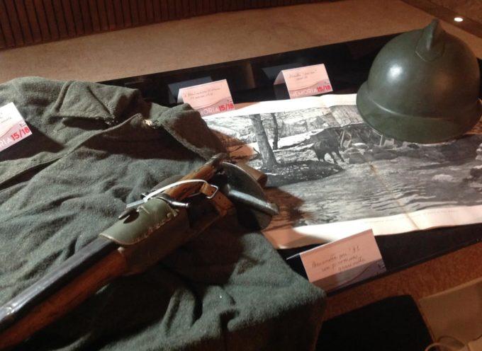 Si è aperta la splendida mostra alla Casa del Boia, per ricordare i 700.000 giovani italiani morti nella Grande Guerra